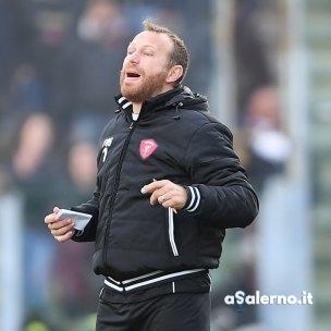 Salernitana - Perugia Campionato Serie B 2017-18