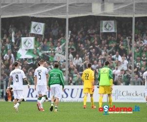 Salernitana - Avellino Campionato Serie B 2017-18