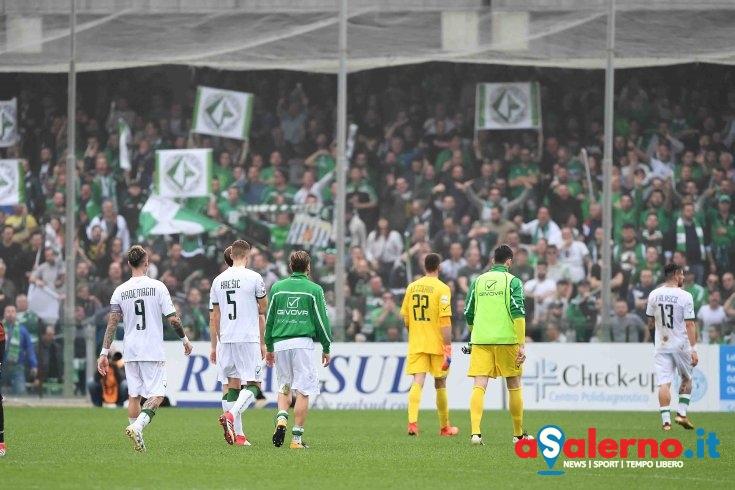 Salernitana-Avellino: 11 Daspo per tifosi irpini - aSalerno.it
