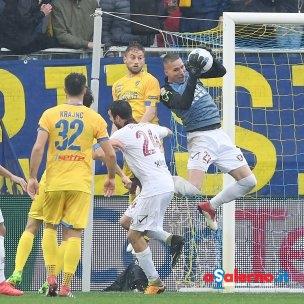 Frosinone - Salernitana Campionato Serie B 2017-18