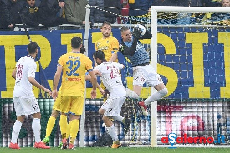 """Radunovic portiere """"volante"""", Palombi pochi minuti in U21: Orlando spera in una convocazione - aSalerno.it"""