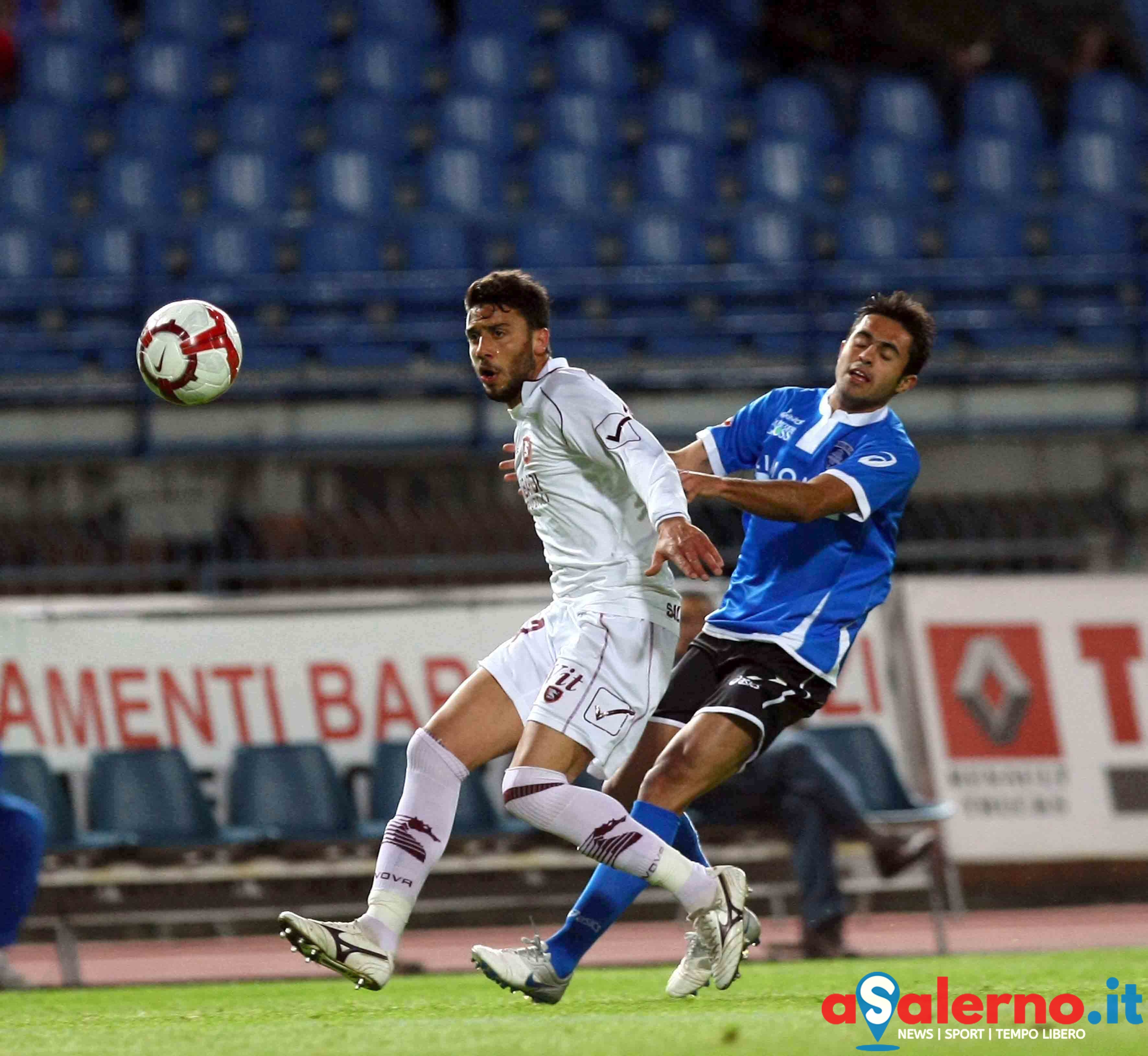 Sal : Empoli-Salernitana Campionato Serie B 2009/2010 nella foto Foto tanopress