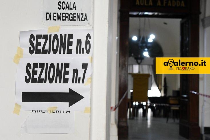 Affluenza da incubo, Salerno ieri al 46% - aSalerno.it