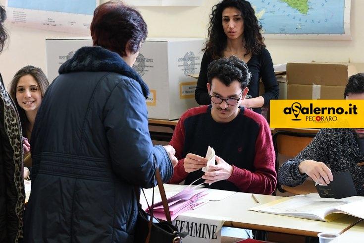 Regionali: 7 candidati per la presidenza, 25 liste - aSalerno.it