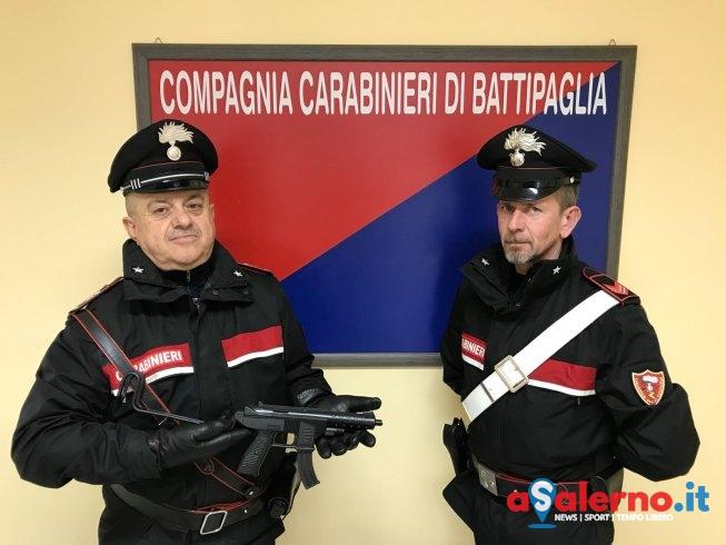 Mitragliatrice contro il benzinaio, rapina alla Full Petrol di Battipaglia: preso 32enne - aSalerno.it