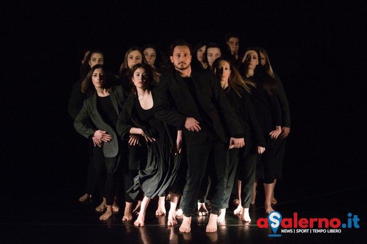 """""""Showup"""" al Teatro Giuffrè, la danza racconta le storie dei sopravvisuti all'Olocaustro - aSalerno.it"""
