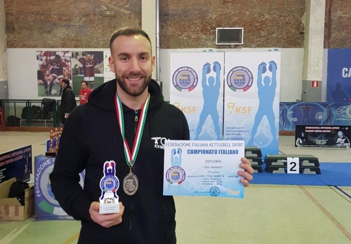 Campionati Italiani Ghiri Sport, secondo posto per il salernitano Ciro Marsico - aSalerno.it
