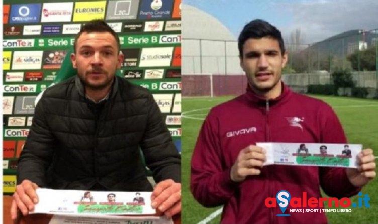 Il Passaporto Ematico unisce Salernitana e Avellino: fasce speciali per i due capitani - aSalerno.it
