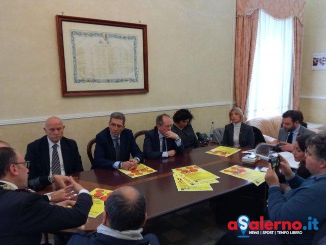 Presentata la Giornata della memoria e impegno in ricordo delle vittime innocenti delle mafie - aSalerno.it