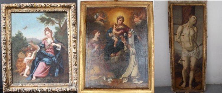 Opere d'arte rubate e messe nelle ville della Divina: maxi sequestro in Costiera Amalfitana - aSalerno.it