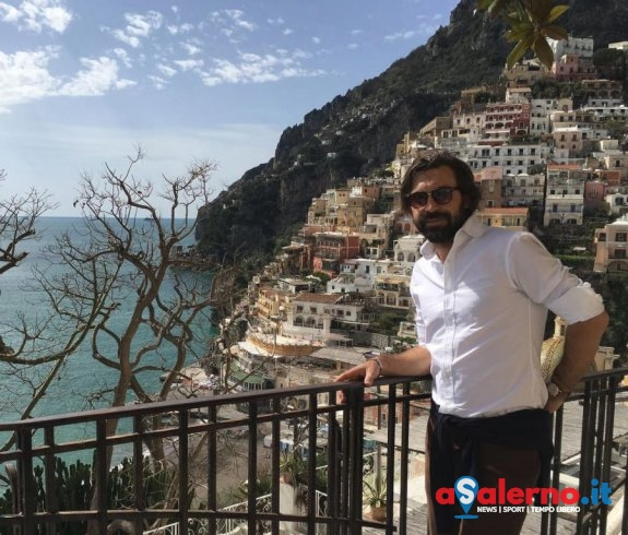 Pirlo relax in Costiera Amalfitana – FOTO - aSalerno.it