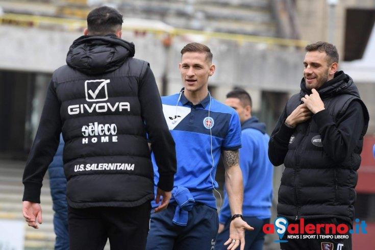 Salernitana-Novara: formazioni ufficiali - aSalerno.it