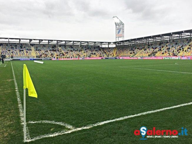 Frosinone-Salernitana, formazioni ufficiali - aSalerno.it