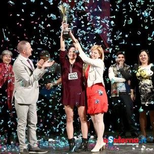 trofeo junior senior CSD Raymonda coreografa Alessandra Frigerio
