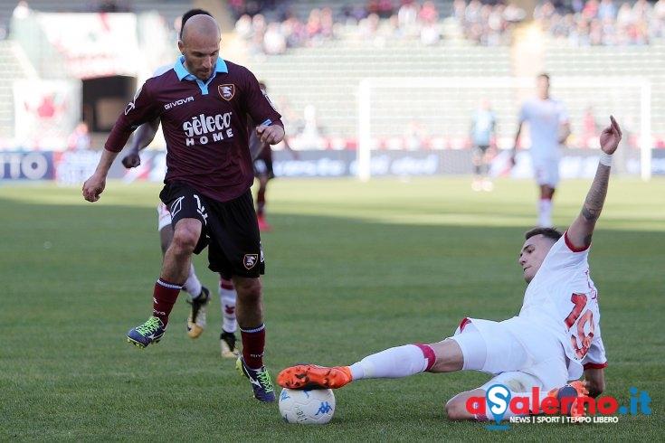 Salernitana-Cesena: formazione ufficiale - aSalerno.it