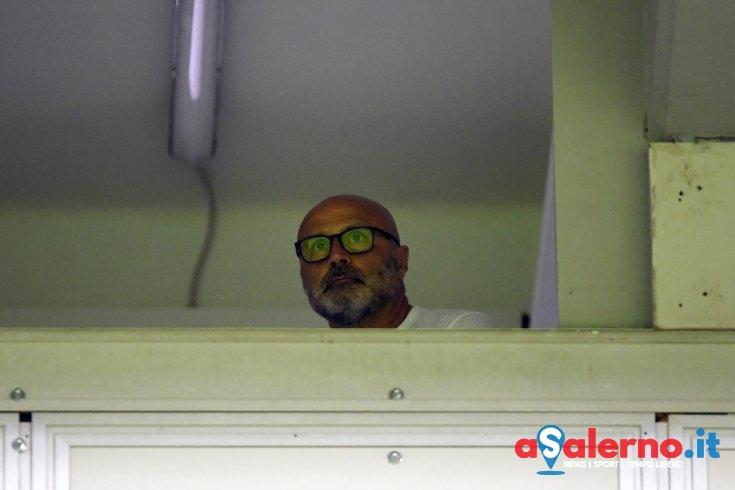 """La distanza dal campo non """"frena"""" Colantuono: tecnico si infuria dopo l'espulsione di Popescu - aSalerno.it"""