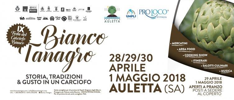 Bianco Tanagro: ad Auletta la IX Festa del Carciofo Bianco - aSalerno.it