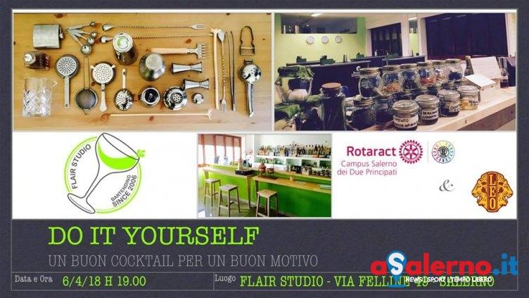 Salerno, Leo Club e Rotaract insieme: un aperitivo di beneficenza per Shalim - aSalerno.it