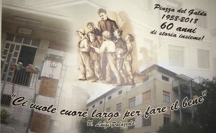 l'Istituto Beato Luigi Palazzolo festeggia i 60 anni a Piazza del Galdo - aSalerno.it