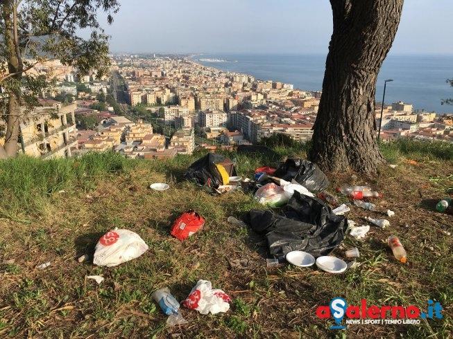 Senso civico, indagine Istat: non tolleriamo che qualcuno getti carte in terra - aSalerno.it