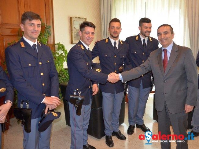 Rinforzi alla Questura di Salerno - aSalerno.it