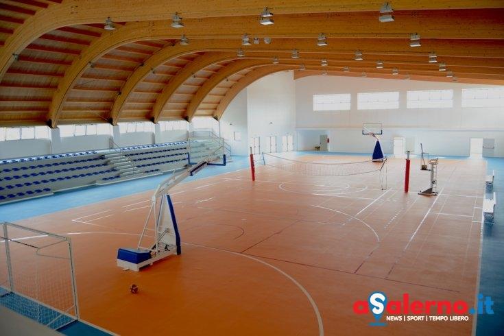 A Camerota si inaugura il Palazzetto dello Sport – LE FOTO - aSalerno.it
