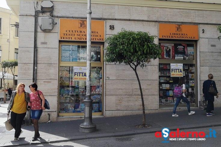 Chiude la storica Libreria Internazionale - aSalerno.it