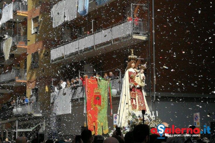 La festa entra nel vivo: si apre il Santuario della Madonna delle Galline - aSalerno.it