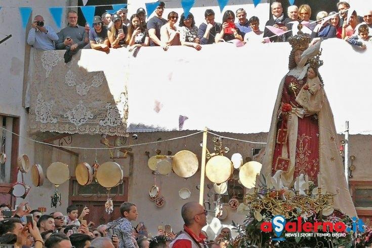 Si apre la settimana della Festa della Madonna delle Galline - aSalerno.it