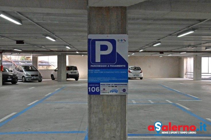 Parcheggio Irno Center, due piani pubblici con 66 stalli: ecco le tariffe - aSalerno.it