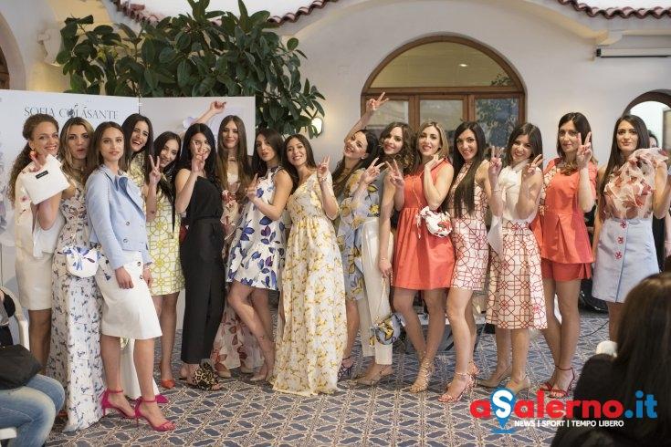 Presentazione della collezione estiva di Sofia Colasante: al Circolo Canottieri moda e beneficenza - aSalerno.it