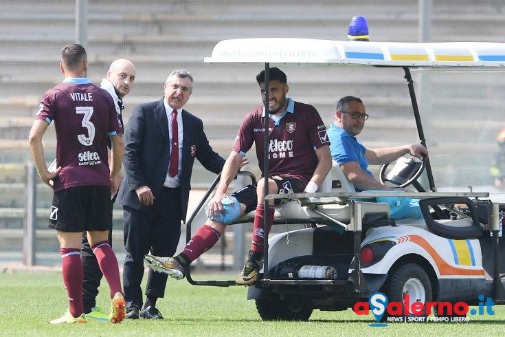 Colantuono convoca 24 giocatori per la trasferta di Perugia - aSalerno.it