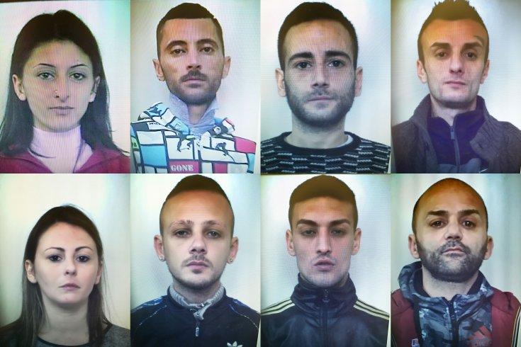 Rapine seriali, vivevano tra armi e munizioni: bloccato un intero gruppo criminale - aSalerno.it