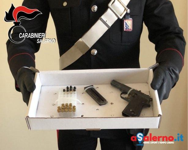 Scappano dopo lo stop dei Carabinieri, arrestati due pregiudicati a San Pietro al Tanagro - aSalerno.it