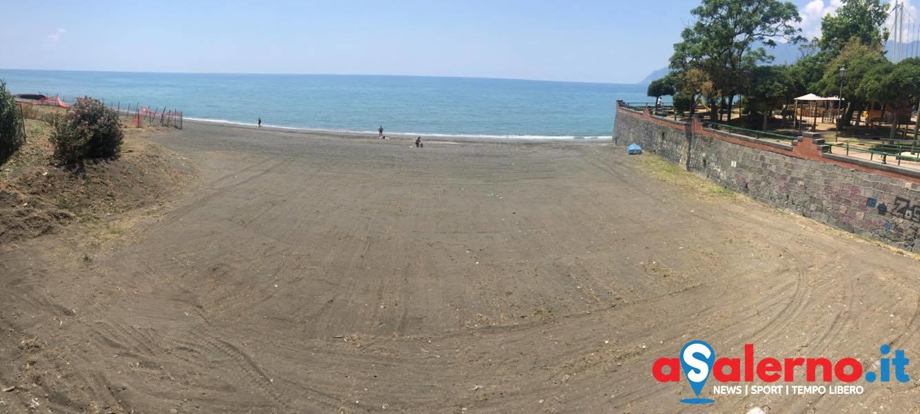 spiaggia yasmina pulita 1