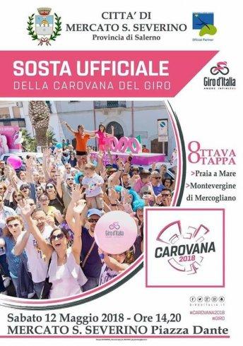 Mercato San Severino in festa aspettando il Giro d'Italia - aSalerno.it