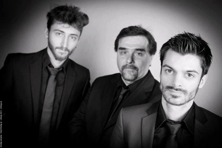 Il noto gruppo francese Adrien Marco Trio a Pontecagnano Faiano - aSalerno.it