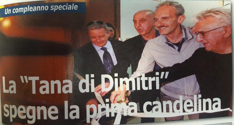 """Il gruppo appartamento """"La tana di Dimitre"""" festeggia il primo anno di attività - aSalerno.it"""