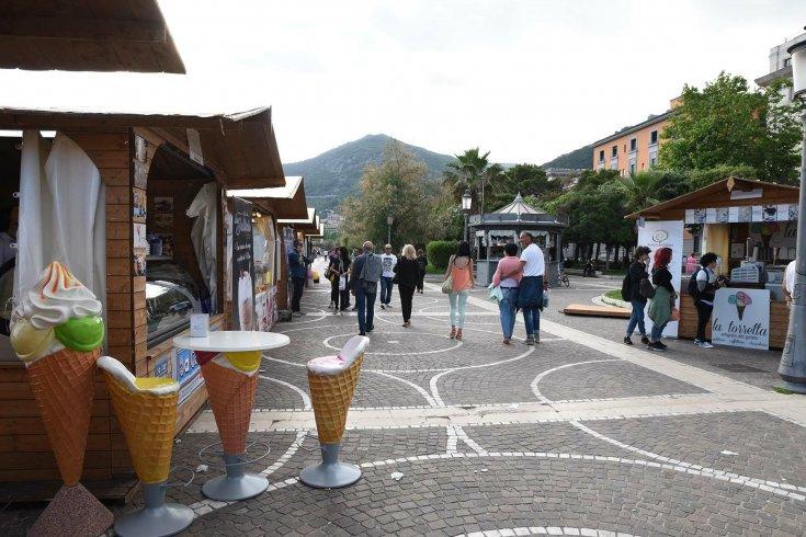 E' iniziata la Festa del Gelato Artigianale sul Lungomare di Salerno - aSalerno.it