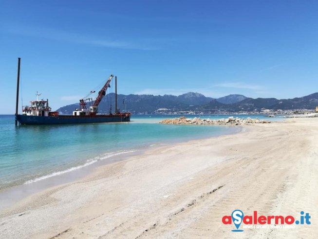 """Lavori sul litorale: """"Conclusa progettazione esecutiva.."""" - aSalerno.it"""