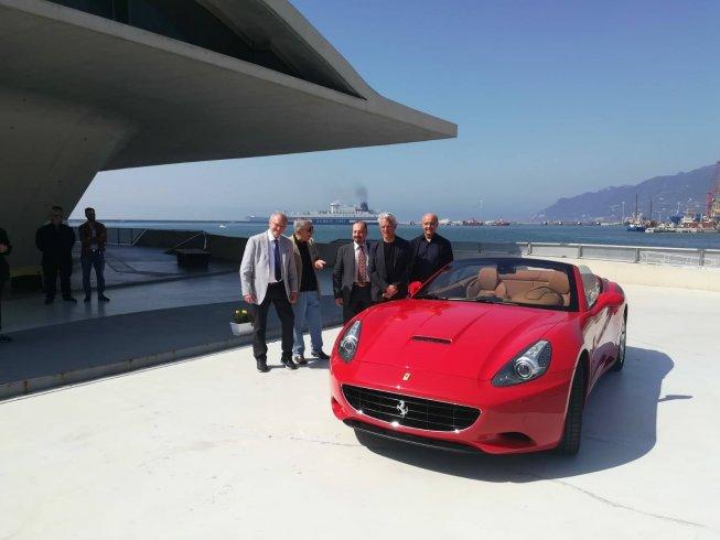 Materazzi e Camardelli, le teste salernitane che hanno modellato le storiche Ferrari - aSalerno.it