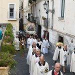 SAL - 26 05 2018 Salerno. Cammino delle Confraternite. Foto Tanopress