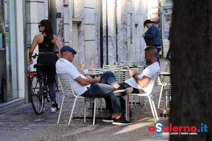 Rompete le righe pre-gara, niente ritiro: anche Colantuono ne approfitta per vivere la città - aSalerno.it