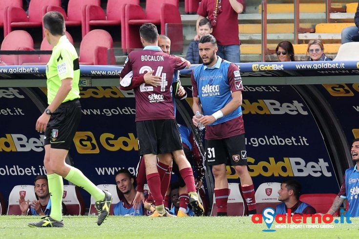 Tocco di… Bocalon: la Salernitana supera l'Entella e blinda la salvezza - aSalerno.it