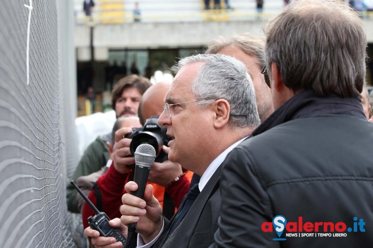 """Vertice con gli ultras, la proprietà: """"L'anno prossimo vogliamo andare in A"""" - aSalerno.it"""