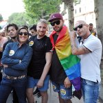 SAL - 26 05 2018 Salerno Lungomare Trieste. Gaypride 2018. Foto Tanopress