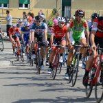 SAL - 12 05 2018 Salerno Giro d'Italia Piazza Montpellier foto Tanopress