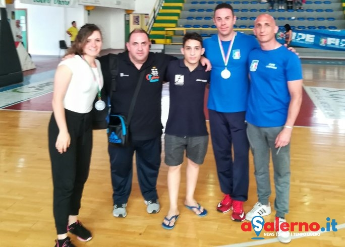 Testa e corpo, i successi dell'Asd Judo Salerno - aSalerno.it