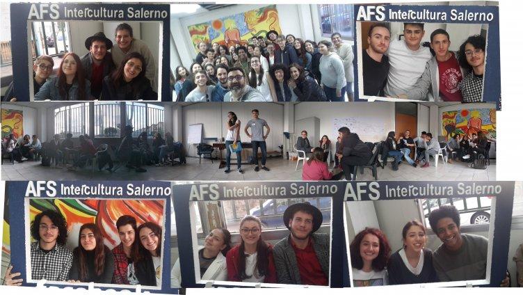 Trenta studenti salernitani in viaggio di formazione ed esperienza nelle capitali del mondo - aSalerno.it