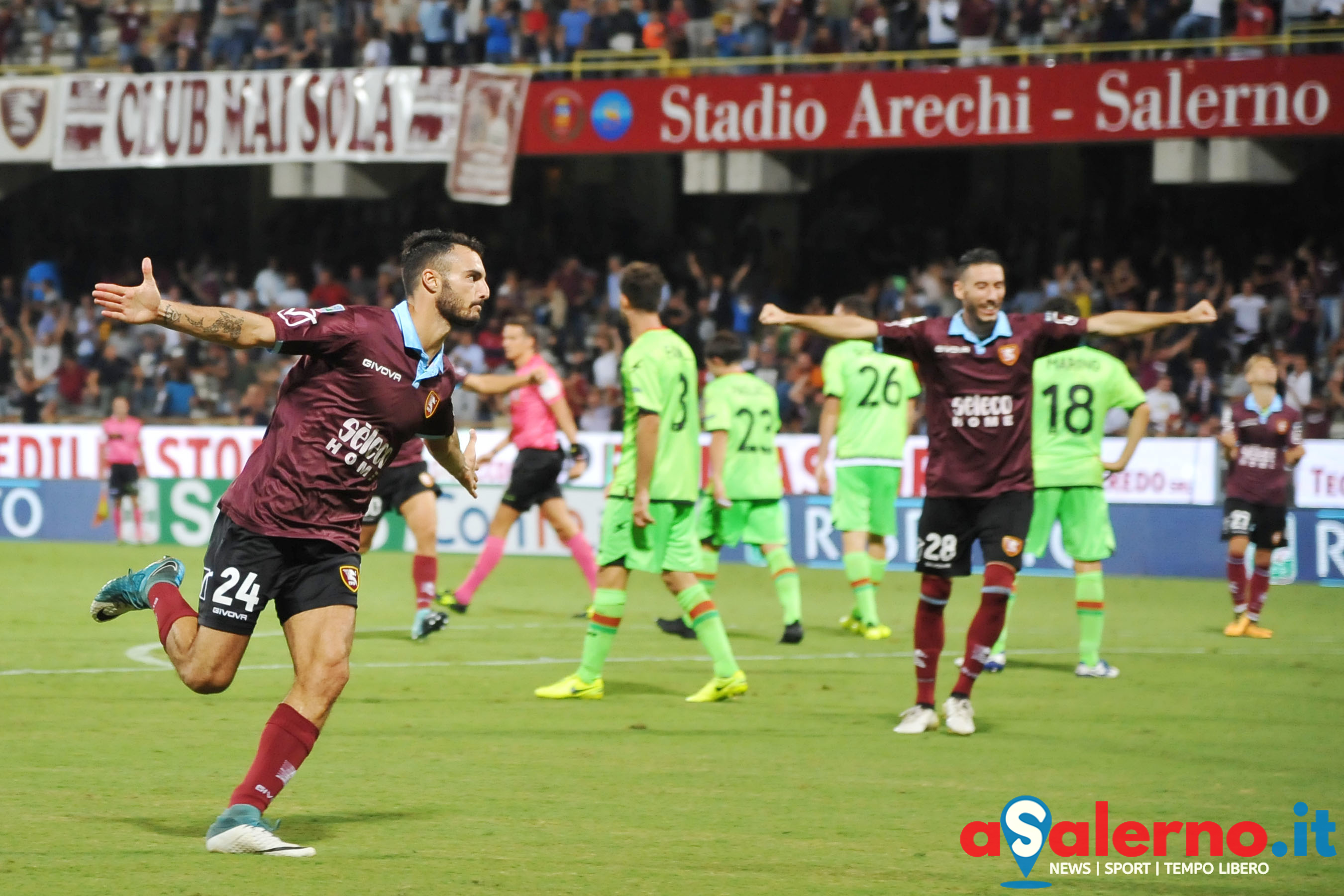 Salernitana (9)